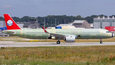 D-AVZL - Airbus A321-271N - Airbus Industrie