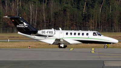 OE-FRS - Cessna 525 Citation CJ2 - Salzburg Jet Aviation