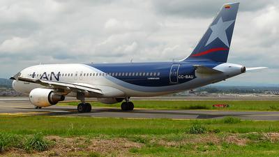 CC-BAU - Airbus A320-214 - LAN Airlines
