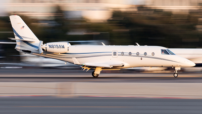 N819AM - Gulfstream G150 - Private