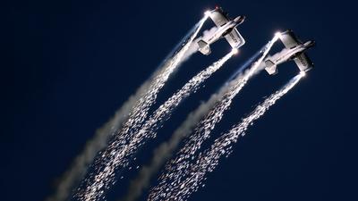 G-SPRK - Vans RV-4 - Fireflies Aerobatic Display Team