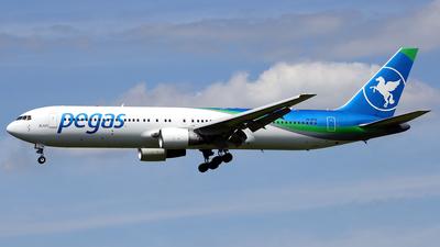 VQ-BTQ - Boeing 767-3Q8(ER) - Ikar (Nordwind Airlines)
