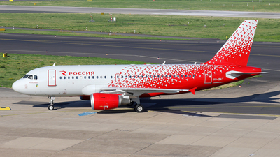 VQ-BAT - Airbus A319-111 - Rossiya Airlines