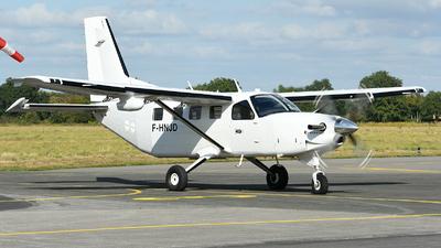 F-HNJD - Quest Aircraft Kodiak 100 - Heli-Bearn