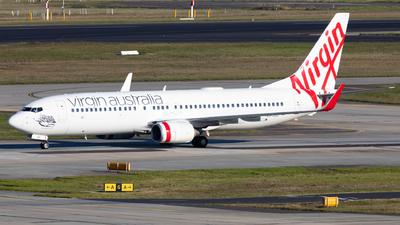 A picture of VHVUQ - Boeing 7378FE - [36606] - © Nicholas Kimura