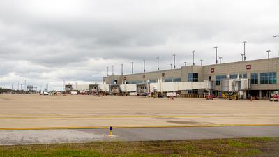 KXNA - Airport - Terminal