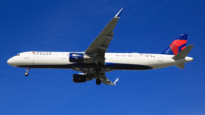 N307DX - Airbus A321-211 - Delta Air Lines