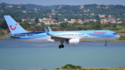 G-OOBA - Boeing 757-28A - Thomson Airways