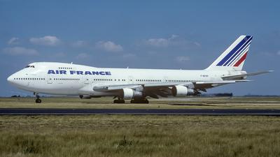 F-BPVP - Boeing 747-128 - Air France