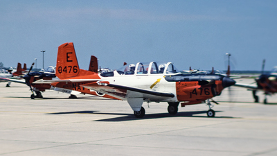 160476 - Beechcraft T-34C Turbo Mentor - United States - US Navy (USN)