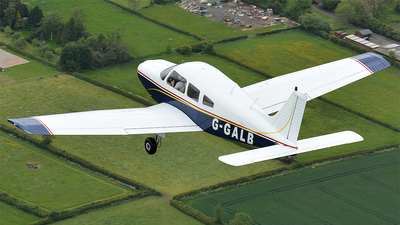 A picture of GGALB - Piper PA28161 - [288616021] - © Tom Swaby