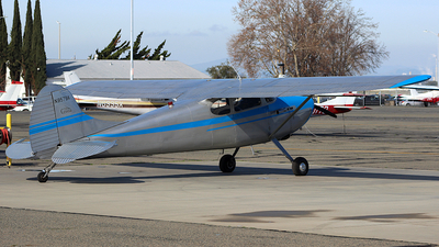 N9579A - Cessna 170A - Private
