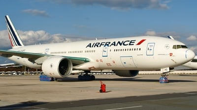 F-GSPZ - Boeing 777-228(ER) - Air France