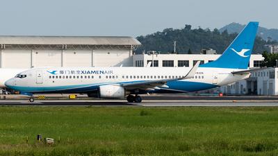 B-5305 - Boeing 737-85C - Xiamen Airlines