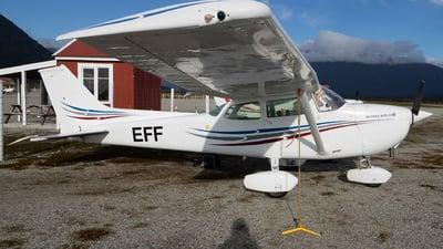 ZK-EFF - Cessna 172N Skyhawk II - Aero Club - Motueka