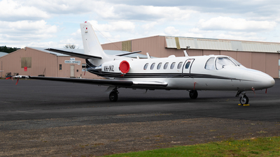 VH-IVZ - Cessna 560 Citation Ultra - Private