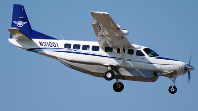 N31001 - Cessna 208B Grand Caravan EX - Tanzanair