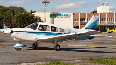 PT-VFH - Embraer EMB-712 Tupi - Aeroclube de Batatais