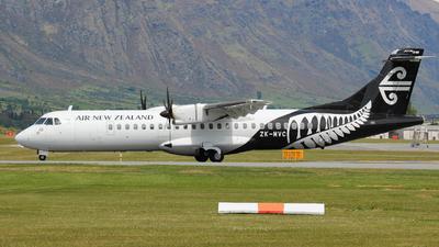 ZK-MVC - ATR 72-212A(600) - Air New Zealand