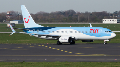 A picture of DATYI - Boeing 7378K5 - TUI fly - © Tjorve. Henzler