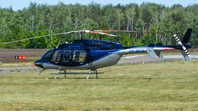 SP-MGS - Bell 407GXP - Private