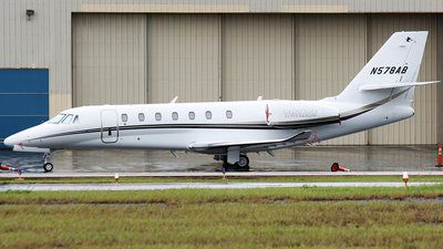 N578AB - Cessna 680 Citation Sovereign - Private
