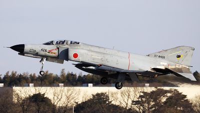 97-8426 - McDonnell Douglas F-4EJ Kai - Japan - Air Self Defence Force (JASDF)