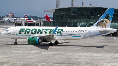 N356FR - Airbus A320-251N - Frontier Airlines
