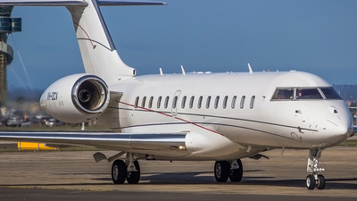 A picture of VHOCV - Bombardier Global Express XRS - [9326] - © TreyJPearson