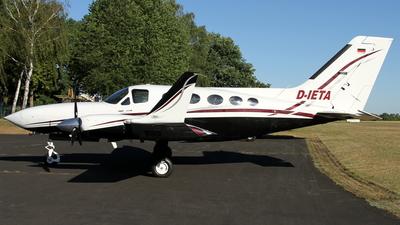 A picture of DIETA - Cessna 414A Chancellor - [414A0473] - © Daniel Schwinn