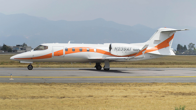 N239AY - Bombardier Learjet 31A - Private