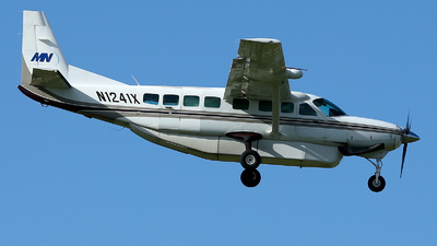 N1241X - Cessna 208B Grand Caravan - MN Aviation