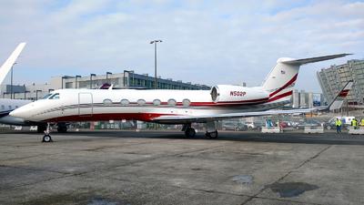 N502P - Gulfstream G450 - Private