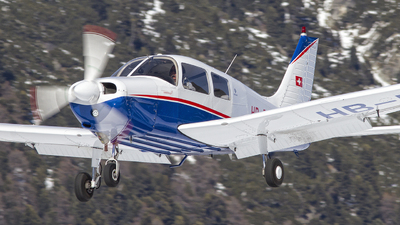 HB-PMI - Piper PA-28-161 Cadet - Private