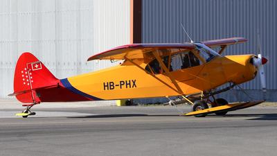 A picture of HBPHX - Piper PA18180M Super Cub - [188431] - © BaszB