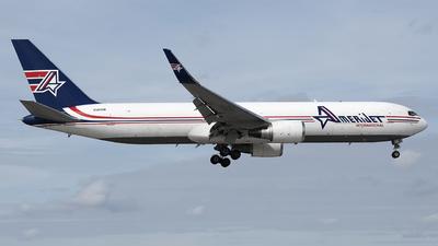 N347CM - Boeing 767-323(ER)(BDSF) - Amerijet International