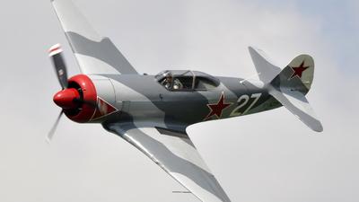 F-AZIM - Yakovlev Yak-3UWP - Private