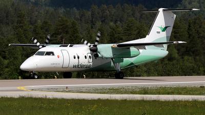 A picture of LNWIE - De Havilland Canada Dash 8100 - Wideroe - © Stig Rokkones