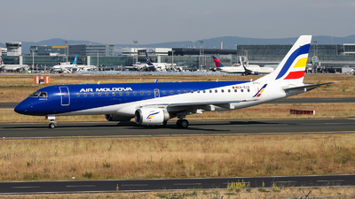 ER-ECD - Embraer 190-100LR - Air Moldova