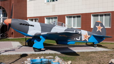 43 - Yakovlev Yak-9P - Soviet Union - Air Force