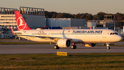 D-AZAR - Airbus A321-271NX - Turkish Airlines