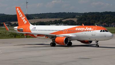 A picture of OEIZG - Airbus A320214 - easyJet - © Łukasz Stawiarz