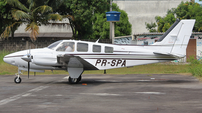 PR-SPA - Beechcraft 58 Baron - Private