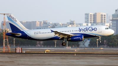 VT-IDB - Airbus A320-232 - IndiGo Airlines