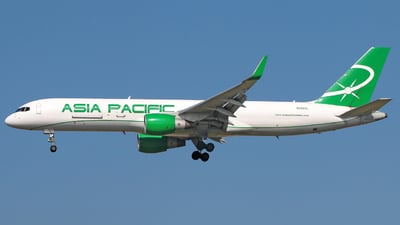 A picture of N688SL - Boeing 757230(PCF) - Asia Pacific Airlines - © Racso_Smet