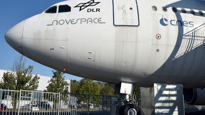 F-BUAD - Airbus A300B2-1C - Novespace