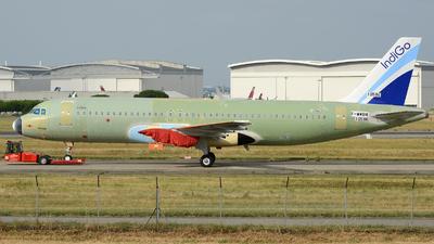 F-WWBN - Airbus A320-251N - Airbus Industrie