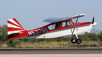 N53785 - Bellanca 7KCAB Citabria - Private