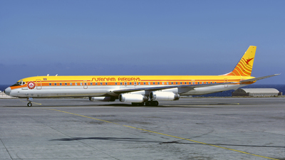 N4935C - Douglas DC-8-63 - Surinam Airways