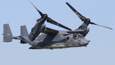 08-0050 - Boeing CV-22B Osprey - United States - US Air Force (USAF)